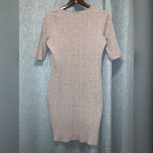 Candie's Dresses - Grey Fitted Dress Size XL